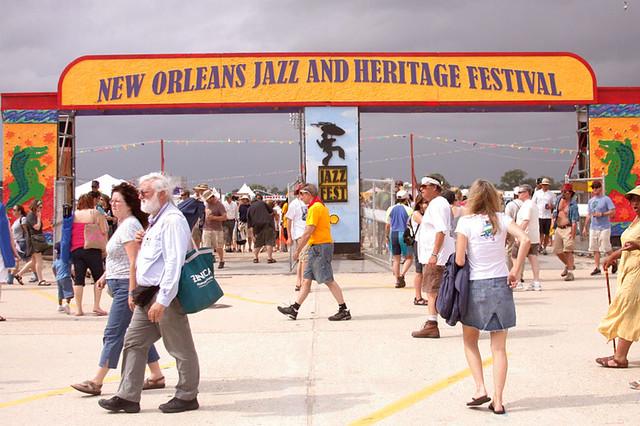 New Orleans Jazz Festival 2008