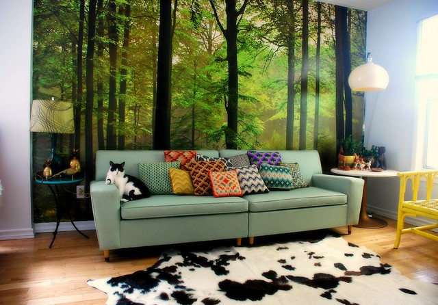 A forest in my living room!
