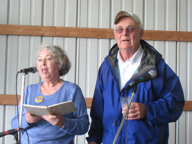 Ted and Martha 39s 50th wedding anniversary party at the farm