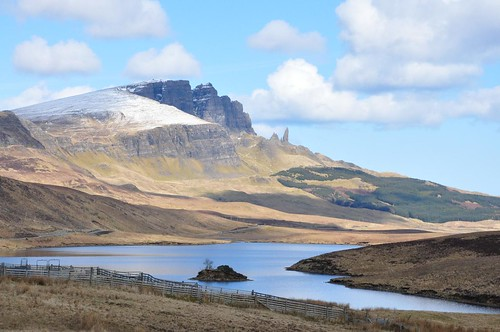 A picturesque scene from the Isle of Skye.