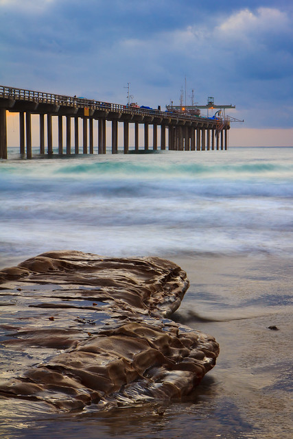 Scripps Pier - La Jolla, CA