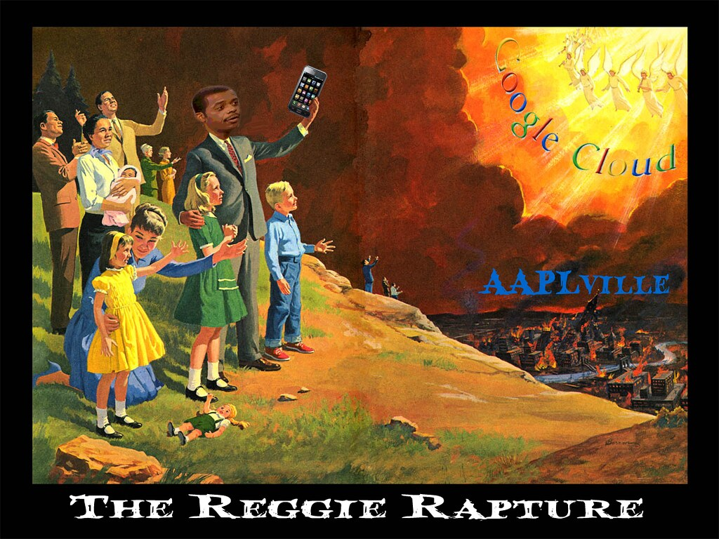 THE REGGIE RAPTURE