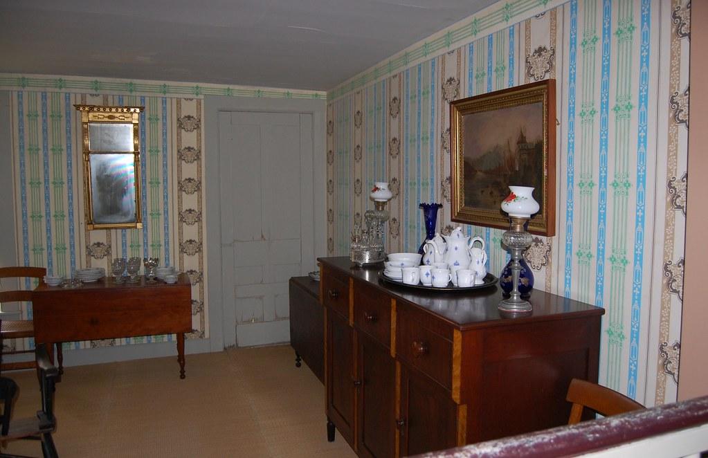 Genesee Country Museum - George  Eastman's  Boyhood  Home