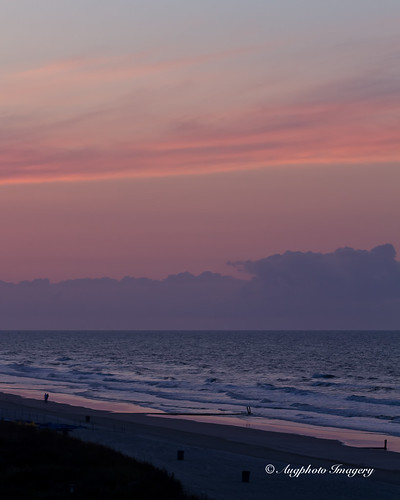 ocean pink usa beach sc nature water purple pastel landforms bodiesofwater northmyrtlebeach