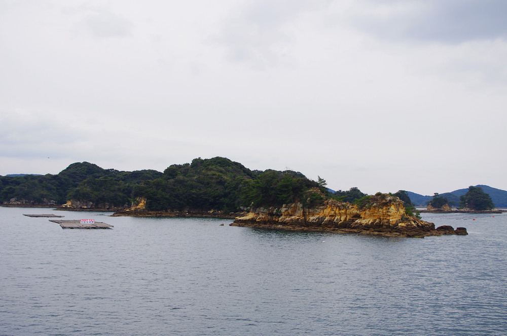 日本北九州 - 佐世保九十九島