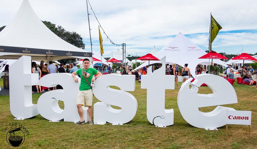 Taste of Sydney 2014