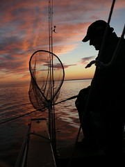 Tom Fishing