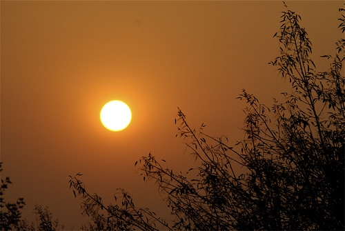 California Fires Sunrise