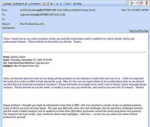 Business Letter Follow Up Request