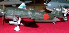 model aircraft, aviation, airplane, propeller driven aircraft, vehicle, fighter aircraft, scale model,
