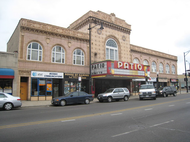 Patio Theater Irving Park Austin Chicago Flickr