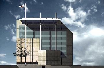 Bp4 concours d 39 architecture nador maroc planche du for Architecture marocaine