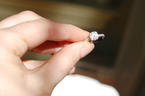 Engagement Ring by ilovebutter, on Flickr