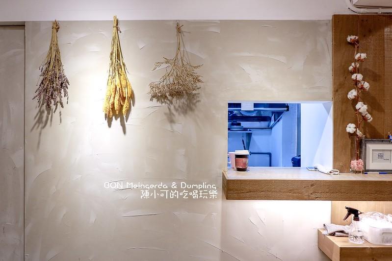 BON Meingerda & Dumpling也用了大量的乾燥花來佈置這裡的空間。