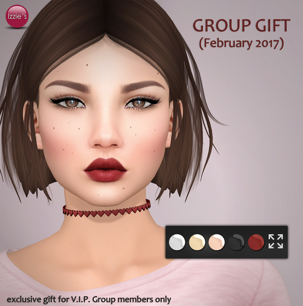 VIP Group Gift February - SecondLifeHub.com