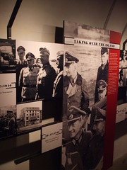 Jersey War Tunnels display