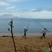 Fishing as a Contact Sport - Sanur, Bali