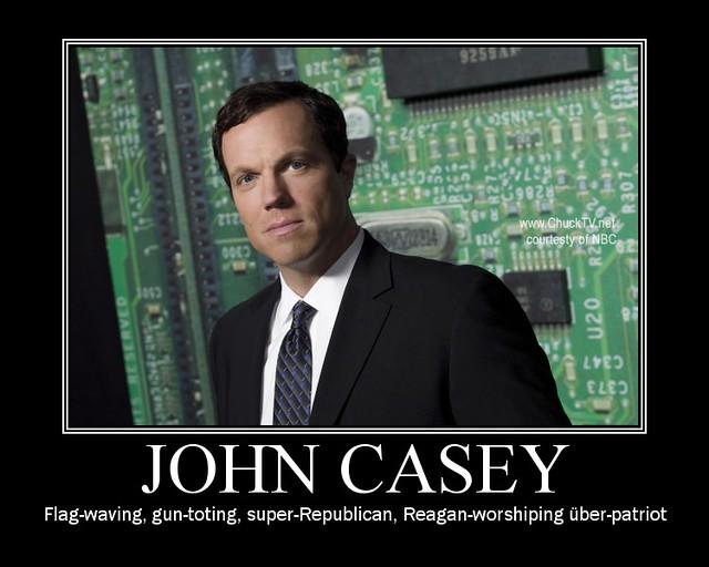John Casey Net Worth