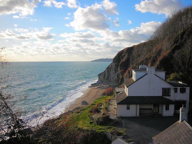 Coastal Devon - Flickr CC Jim Linwood