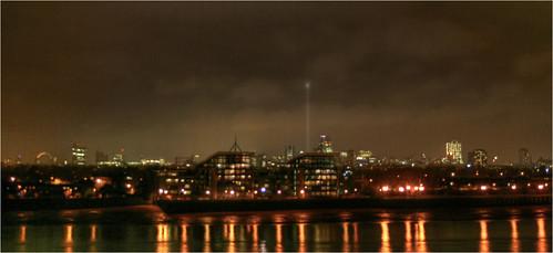 Spotlight in London - 1