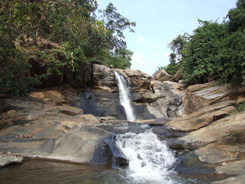 Turga Falls, Ajodhya Hills