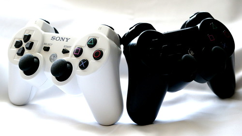 Dual Shock 3 vs. Sixaxis