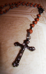 religious item, rosary, symbol, jewellery, cross, necklace, bead,