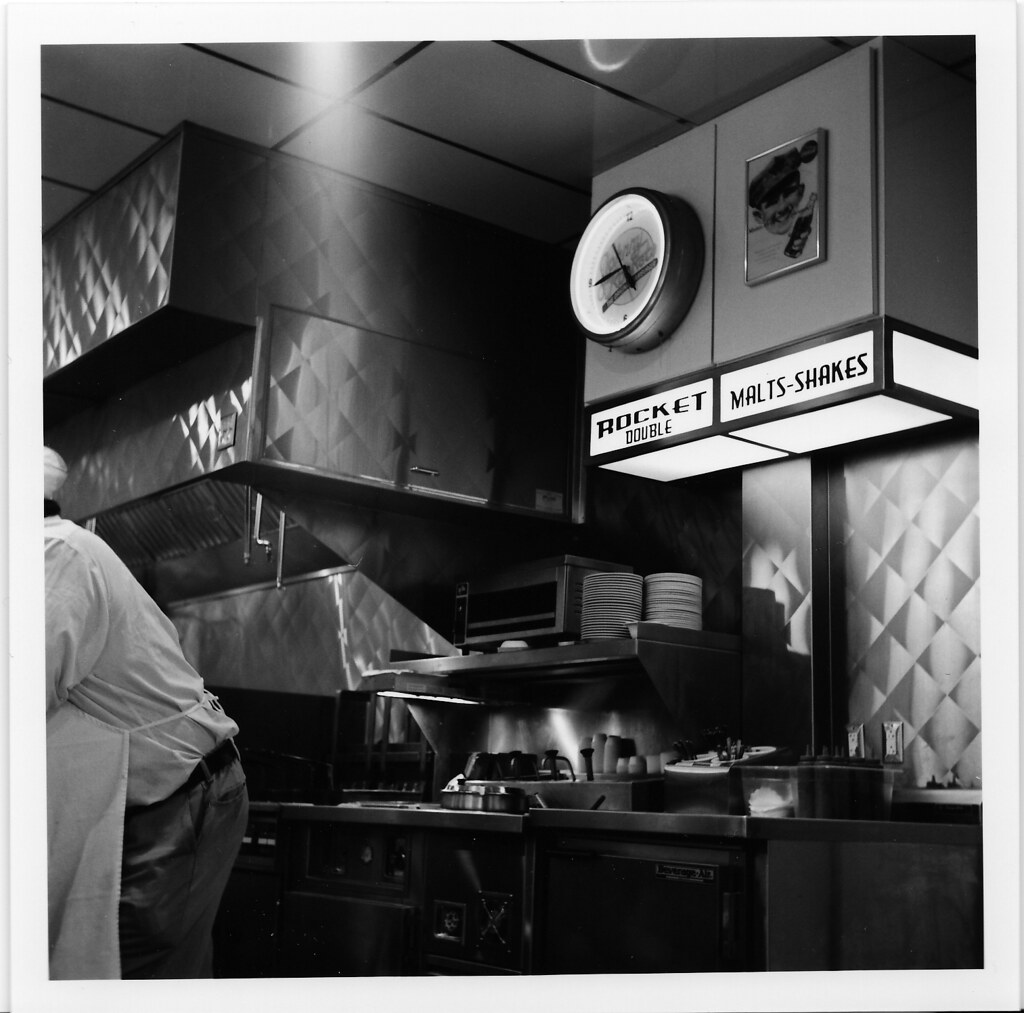 Y-1950's Diner | Some Diner in Buffalo, I'm pretty sure it's… | Flickr