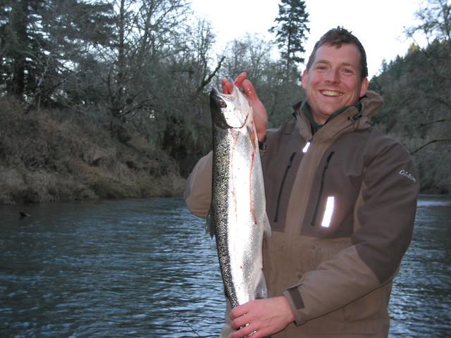 Alsea hatchery steelhead flickr photo sharing for Alsea river fishing report