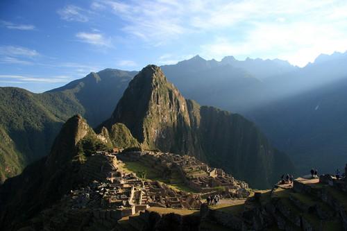 mountains peru inca sunrise ruins andes machupicchu montanhas ruínas canonefs1785mmf456isusm canoneos400d pwpartlycloudy