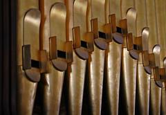 organ pipe, musical instrument, pipe organ,