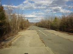 Shuffletown drag strip