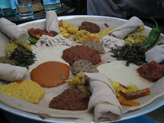 meal, supper, food, dish, injera, cuisine,