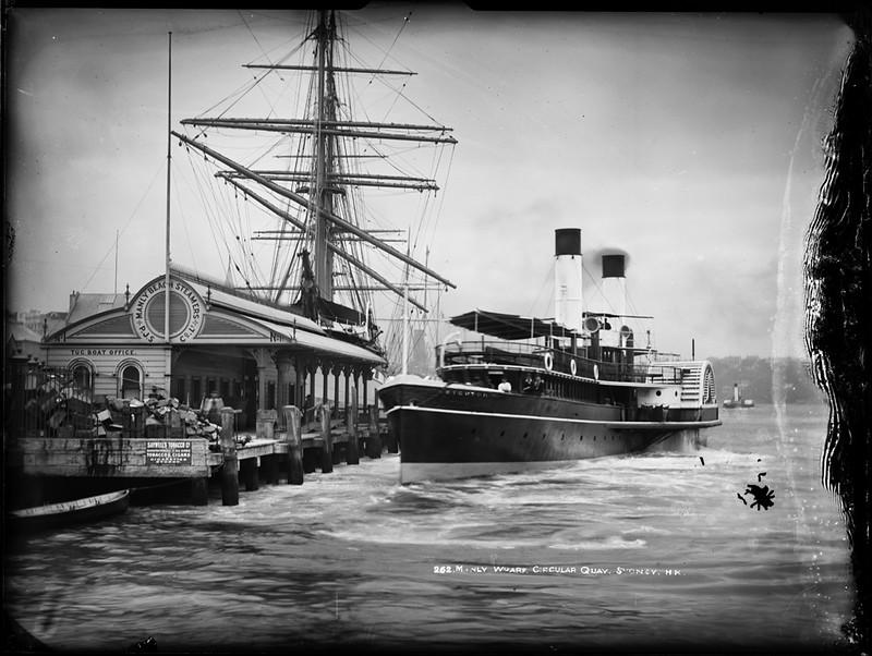 Manly Wharf, Circular Quay, Sydney