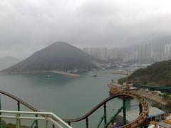 Ocean Park Hong Kong Aprl 10,2008