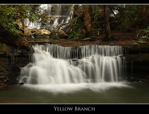 sc water waterfall southcarolina oconeecounty yellowbranch