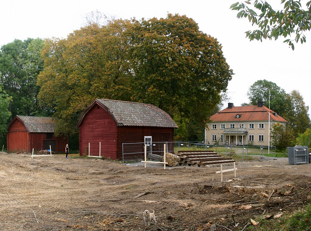 Västerhaninge Parsonage Estate