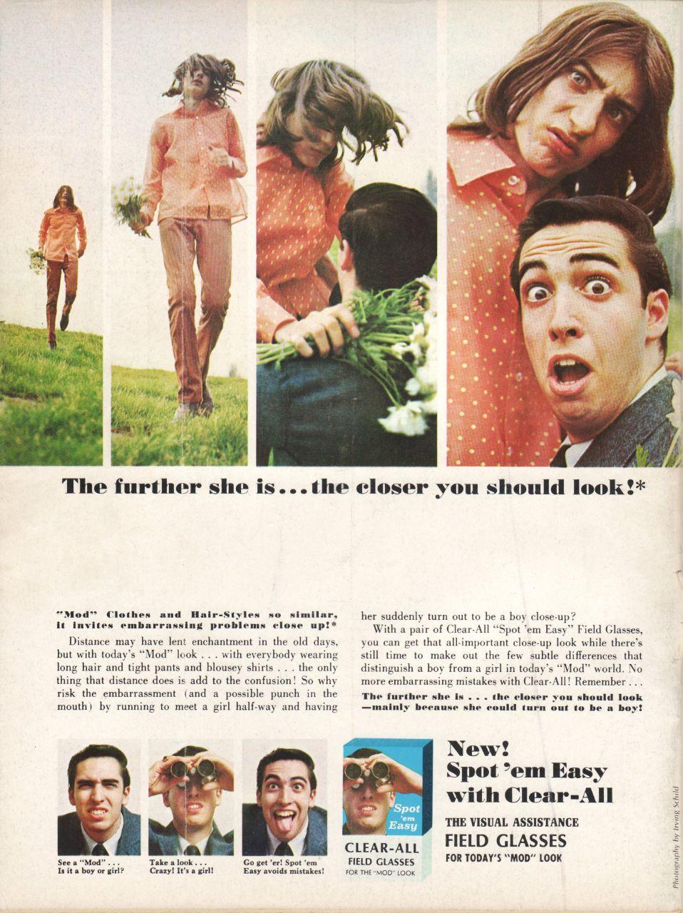 MAD Magazine March 1968