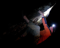 night bouldering madness