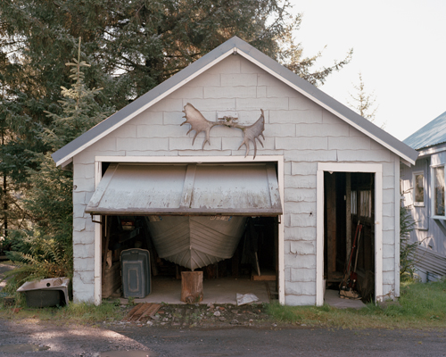 Boat In A Garage 2007 Flickr Photo Sharing