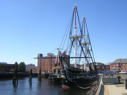 USS Constitution Museum in United States