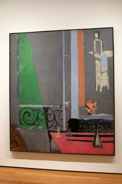 Nyc Moma Henri Matisse S The Piano Lesson Flickr