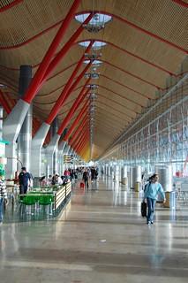 Terminal Granada Airport