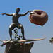 1067 donut surfer by Kevin Baird