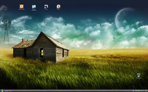 desktop wallpaper screenshoot cleandesktop wallpaperwithicons