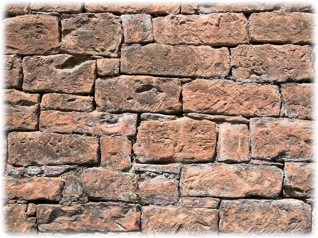Red Brick Wall Wallpaper Flickr Photo Sharing