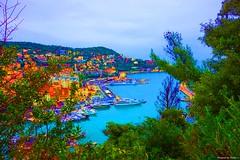 NathalieLauro, grafic art, digital art, colors, design, variations,boats, habor, sea, sun,  , Monaco, Monte Carlo, French Riviera, Cannes. Marseille, Corsica,Hambour, (127)
