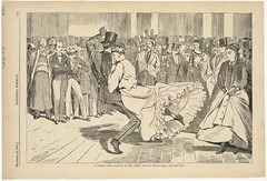 A Parisian ball -- Dancing at the casino