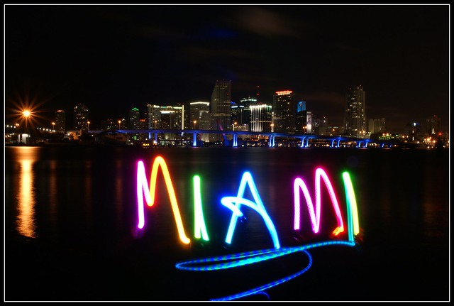 Miami Welcome Sign