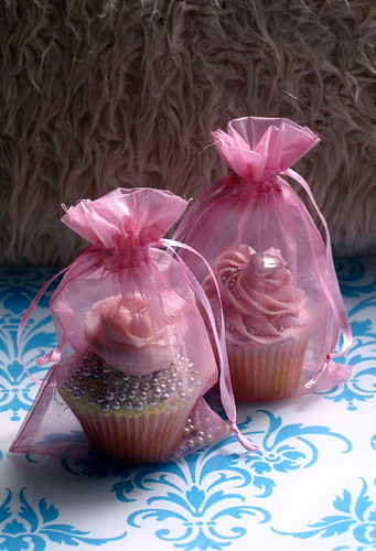 Cupcake Bonbonnieres